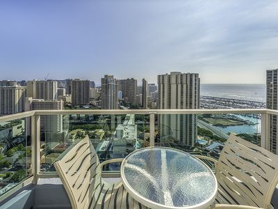 Photo for 2BR/2.5BA  Premier Suite on 33 Floor, Beautiful View! Book Now at Best Rate!