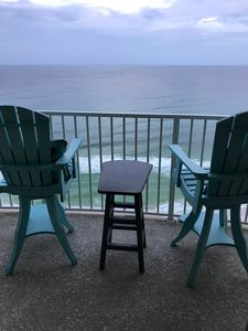 Photo for Spectacular Sky High Gulf Front Views -Twin Palms Condominium Resort