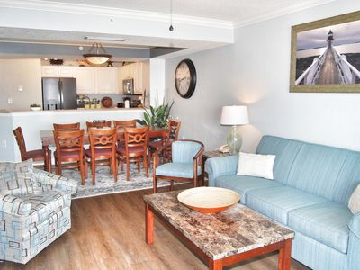 Photo for Oceanfront 3 bedroom condo @ Grand Atlantic Resort FREE WIFI!