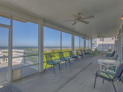 Photo for 6 BR/3 BA Gulf Front Paradise! - Mimi's Sandcastle