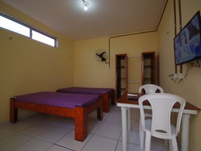 Photo for 1BR Guest House/pension Vacation Rental in Fortaleza, Ceará