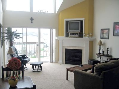 Photo for Nice 3 Bedroom Condo - Beautiful View