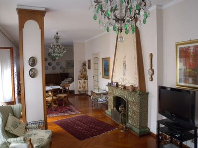 Photo for Penthouse in Sestri Levante 150 meters from the two bays near Portofino and 5 Terre