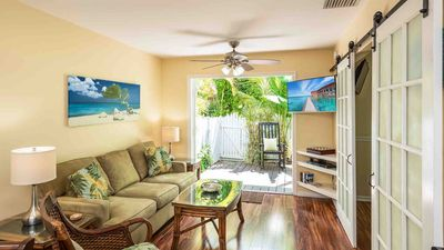 Photo for << SALTWATER HARMONY @ THE SHIPYARD >> Charming Condo & Pool + LAST KEY SERVICES...