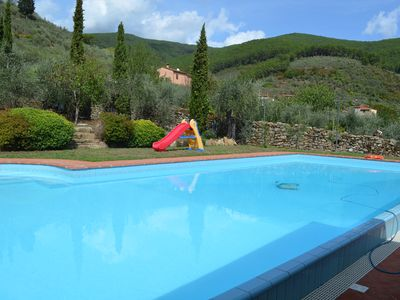Photo for Il Nido di Delia ... villa with pool !!