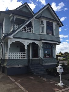 Photo for Dog friendly Historic Queen Anne Victorian
