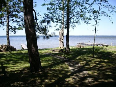View from cottage.