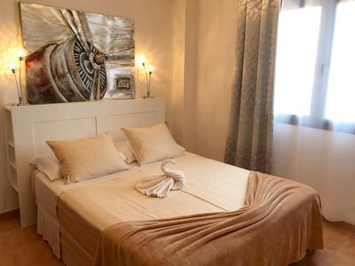 Photo for Vista Lobos: renovated apartment for 4 pax and terrace overlooking