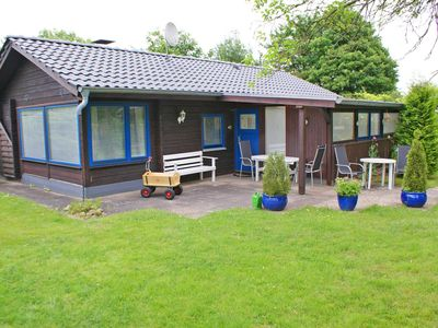 Photo for Log cabin - ideal for 4 persons - log cabin