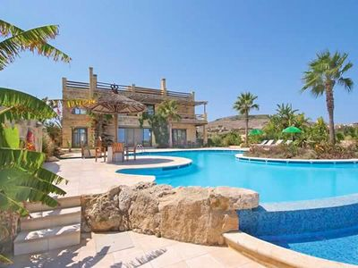 Photo for Orchidea is a rustic farmhouse, renovated to a high luxury standard affording a large private pool,