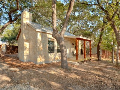 Photo for Cute custom cabin close to downtown - a perfect Wimberley getaway
