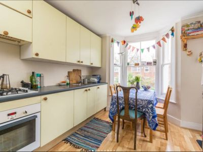 Photo for 3 bed garden flat, long or short term rentals