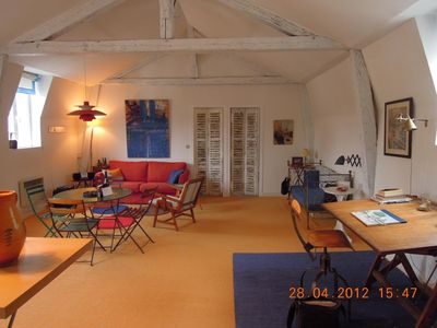 Photo for 1BR Apartment Vacation Rental in Trouville-sur-Mer