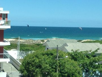 Spacious / relaxing duplex penthouse, 50m from the beach, stunning view, freeWIFI