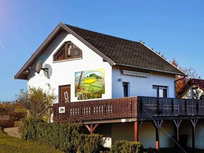 Photo for holiday home Rhönblick, Kaltensundheim  in Thüringer Wald - 5 persons, 2 bedrooms