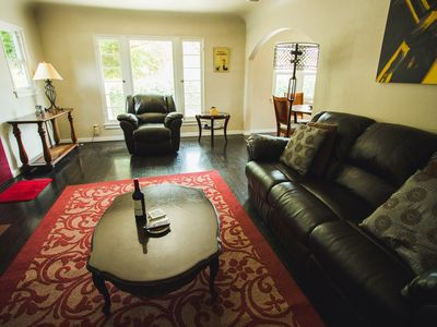 Photo for 3 Br/2 Ba Home Close To Rosebowl! Warm/ Comfortable/ Private Home
