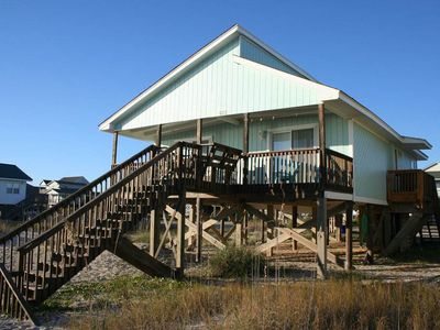 Photo for Our Place At The Beach: 3 BR / 2 BA home in Oak Island, Sleeps 10