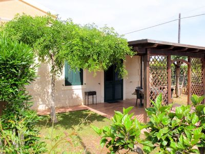 Photo for 2 bedroom Villa, sleeps 5 with Air Con, WiFi and Walk to Beach & Shops