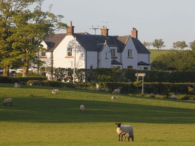 Photo for Dalton Green Farmhouse - Real Farm Luxury 5 star property on country estate