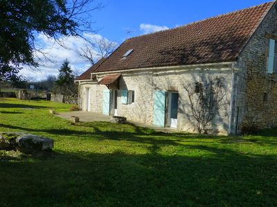 Photo for Typical stone house - Saint-Jean de Laur