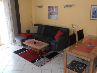 Photo for Duhner dune II apartment 3, no smoking, W-Lan, balcony, beach and Zentrumsnah