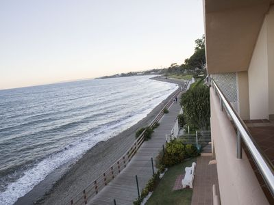 Photo for CASA TIKI offers accommodation in the Resinera building - Estepona