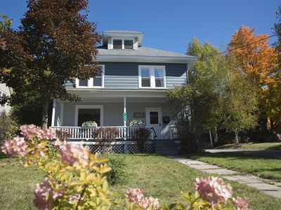 Photo for Lake Placid Home  In The Heart of Adirondack Village