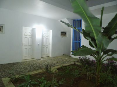 "Photo for São José Villa, guest houses Santiago Island: DOUBLE ""VERDE"""