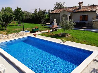 Photo for Holiday house with a swimming pool Čepić (Central Istria - Središnja Istra) - 7404