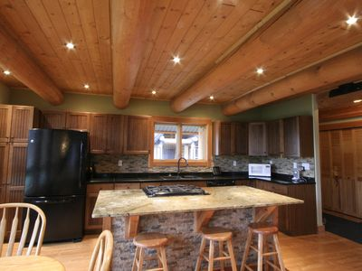 Photo for Large Log Home Only Minutes Away from Fernie Alpine Resort