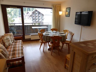 Welcome to our cozy apartment in Les Contamines Montjoie!