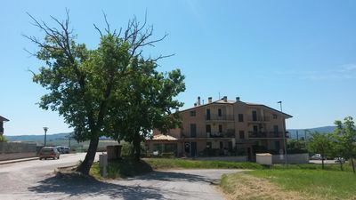 Photo for Exquisite Panoramic Apartment in the Green Umbrian Hills.