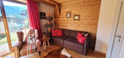 Photo for Maple Chalet Inzell - Alpine apartment
