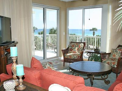 2nd Floor Amazing Gulf Front Condo! Fitness Center, Pools, Beach Access