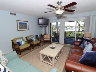 Photo for Needle Rush Point G12- Bayfront with Fab Views + Private Beach Access!
