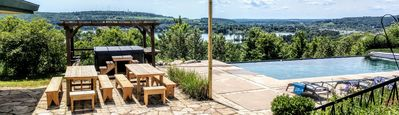 Photo for Luxury Estate,  ask about discounted holiday stays, 102 hot tub hot and view