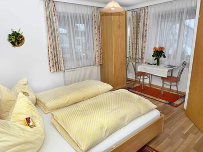 Photo for Double room with shower and toilet 4 - Gästehaus Sonnenheim