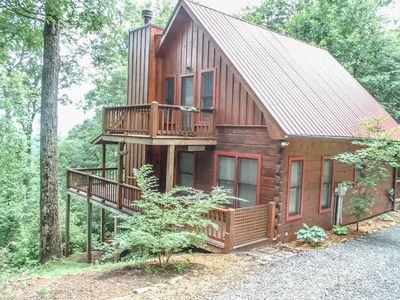 Photo for LOCATED 5 MINUTES FROM BLUE RIDGE!