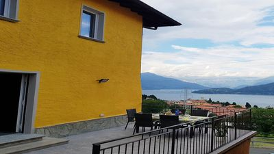 Photo for 2BR House Vacation Rental in CREMIA, Lombardia