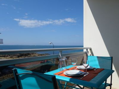 Photo for One bedroom Apartment, sleeps 4 in Quiberon with WiFi