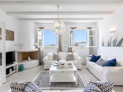 Photo for Villa Aurora in Kalafatis, Mykonos