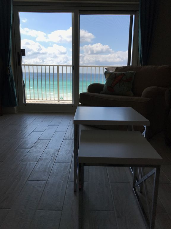 Emerald Dunes 303 Scenic 98! 3 BR, Gulf Front, Pool, Hot Tub, Low ...