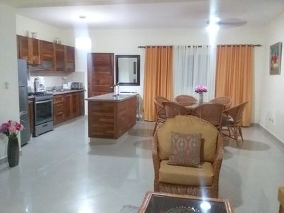 Photo for Fully Furnished, Luxury Condo, Great Location, 5 Minutes Walk to Local Beach