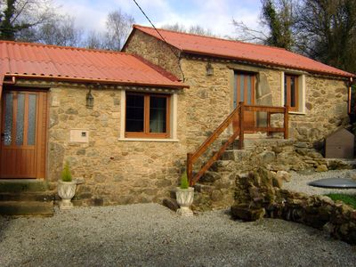 Photo for Vintage Stone Cottage