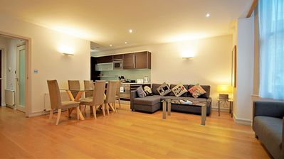 Photo for Elite Apartment, Multiple Beds by Mayfair Stay in the heart of Kensington