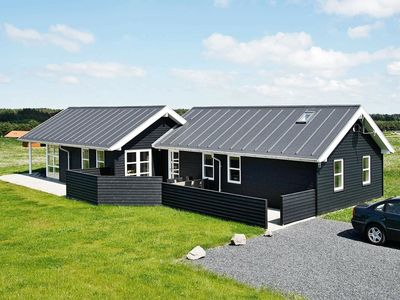 Photo for Modern Holiday Home in Løkken Denmark with Sauna