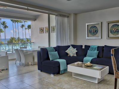 Photo for Awesome Ocean View Two Bedrooms Apartment (235)