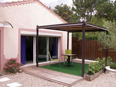 Photo for Apartment 64 m from the center of Caumont-sur-Durance with Parking, Internet, Washing machine, Pool (103039)