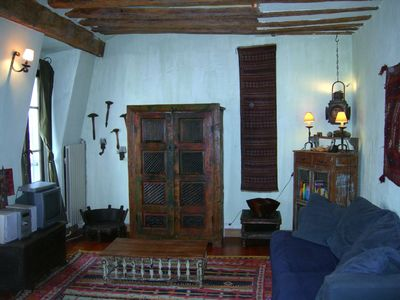 Photo for Charming French Moroccan Marais Apartment