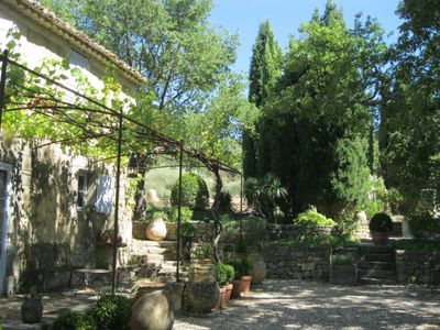 Photo for House / Villa in Provence - Lourmarin